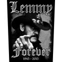 LEMMY - Forever - Dossard