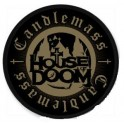 Patch CANDLEMASS - House Of Doom