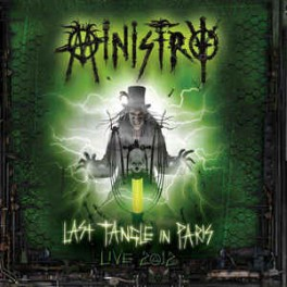 MINISTRY - Last Tangle In Paris Live 2012 - 2-CD + Blu-Ray