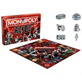 AC/DC - Monopoly - Jeu