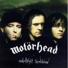 MOTORHEAD - Overnight Sensation - LP