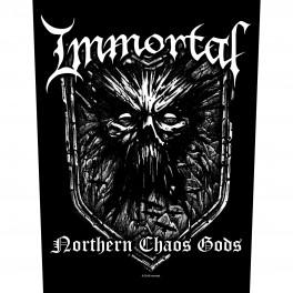 IMMORTAL - Northern Chaos Gods - Dossard