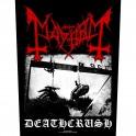 MAYHEM - Deathcrush - Dossard