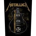 METALLICA - Hetfield Guitar - Dossard