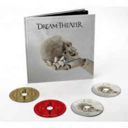 DREAM THEATER - Distance Over Time - Earbook