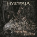 HYSTERIA - From the Abyss ... To the Flesh - Mini LP noir