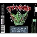 TANKARD - One Pils in the Grave - Bière Pils 33cl 5.2% Alc