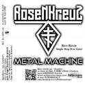 ROSENKREUZ - MDMA - Bière Blonde Single Hop 33cl 6.6% Alc