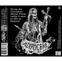"""ADIPOCERE """"Barley Vvine"""" Beer Strong Ale 33cl 11.4° Alc"""