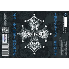 AORLHAC - La Saurimonde - Bière Imperial Stout 33cl 8% Alc