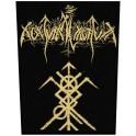 NOKTURNAL MORTUM - New Logo - Dossard