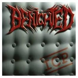 BENIGHTED - Insane Cephalic Production - CD Digi