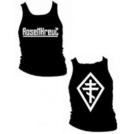 ROSENKREUZ - Logo / Sex, Drugs & Rosenkreuz - Girly TANK