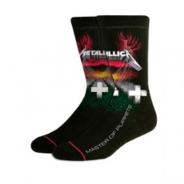 METALLICA - Master Of Puppets - Chaussettes