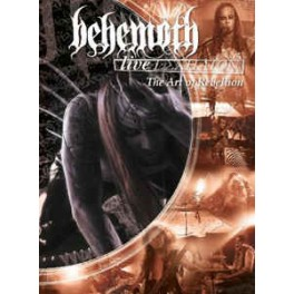 BEHEMOTH - Live ΕΣΧΗΑΤΟΝ: The Art Of Rebellion - DVD