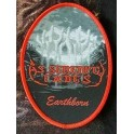 Patch - AS SERENITY FADES - Earthborn (rouge)