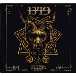 1349 - The Infernal Pathway - CD Digi