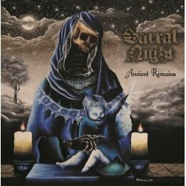 SACRAL NIGHT - Ancient Remains - LP Noir