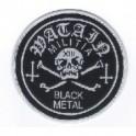 Patch WATAIN - Militia Black Metal