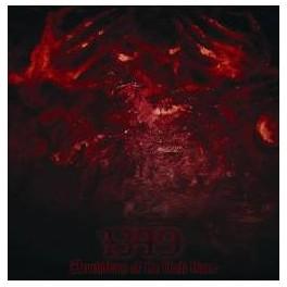 1349 - Revelation of the black Flame - 2-CD Fourreau