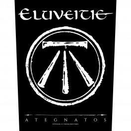 ELUVEITIE - Ategnatos - Dossard