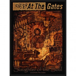AT THE GATES - Slaughter Of The Soul - Dossard