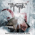 TRAUMA - Imperfect like a god - CD