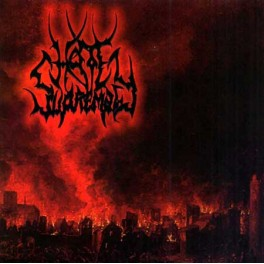 HATE SUPREMACY - Under The Reign Of Armageddon - CD