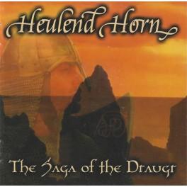 HEULEND HORN - The Saga Of Draugr - CD