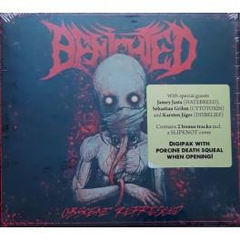 BENIGHTED - Obscene Repressed - Digibox CD