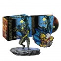 IRON MAIDEN - Fear Of The Dark - BOX CD + Figurine