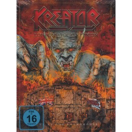 KREATOR - London Apocalypticon - Live At The Roundhouse - CD + BluRay Digi