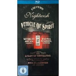 NIGHTWISH - Vehicle Of Spirit - 2-BluRay Digibook