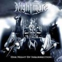 NIGHTMARE - One Night Of Insurrection - CD + DVD Live