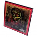 SLAYER - Seasons in the Abyss - Tableau / Crystal Clear Picture 32cm