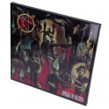 SLAYER - Reign in Blood - Tableau / Crystal Clear Picture 32cm
