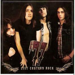 '77 - 21st Century Rock - CD