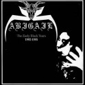 ABIGAIL - The Early Black Years 1992-1995 - CD