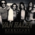 VAN HALEN - HURRICANE - MARYLAND BROADCAST 1982 1.0 - 2-LP Gatefold
