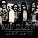 VAN HALEN - HURRICANE - MARYLAND BROADCAST 1982 2.0 - 2-LP Gatefold