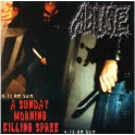 ABUSE - A Sunday Morning Killing Spree - CD