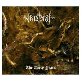 AHRIMAN - The Early Years - CD Digi