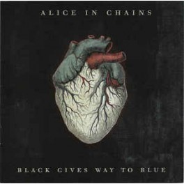 ALICE IN CHAINS - Black Gives Way To Blue - CD