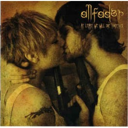 ALLFADER - At Least We Will Die Together - CD