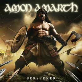 AMON AMARTH - Berserker - CD