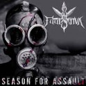 8 FOOT SATIVA - Season For Assault - CD