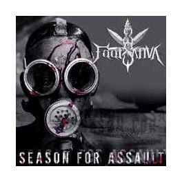 8 FOOT SATIVA - Season For Assault - CD