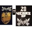 MAYHEM - 20 Years 1984-2004 - LS
