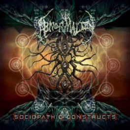 ABNORMALITY - Sociopathic Constructs - LP