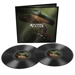 ACCEPT - Too Mean To Die - 2-LP Gatefold Ltd